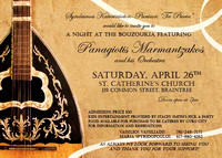 2014 A Night at the Bouzoukia at Saint Catherines Church in Braintree MA/ April 26 2014