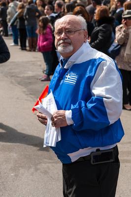 PhotoΣynthesis by NicKafkas: 2013 Greek Parade in Boston &emdash;